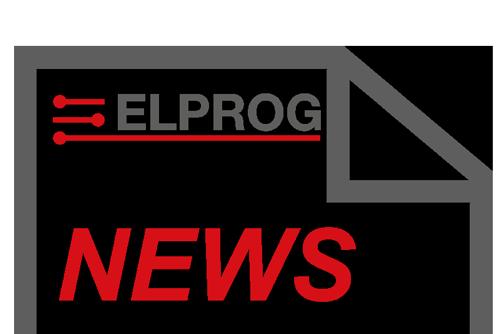 Platzhalterbild aus Schriftzug ELPROG NEWS